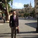 David Velázquez domínguez, Abogado en Sevilla