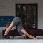 Tabata Toledo, Profesora de pilates en Barcelona