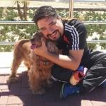 Victor Bermúdez García, Transportista de mascotas en Almería