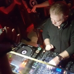 Franc Roma, DJ en Badalona