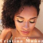 Cristina muñoz Muke up, Maquilladora profesional en Alicante