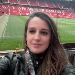 Yasmina Jaraba, Profesora de natación en Tudela