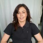Maria victoria Marcos, Profesora de natación en Alicante