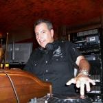 Miguel angel Balades, DJ en Algeciras