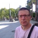 Ugo Ramponi, Pintor en Sevilla