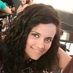 Paula Gonzalo, Profesora de español en Burgos