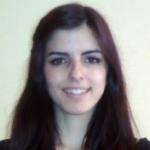Andrea Larrosa, Animadora infantil en Huesca