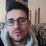 Alejandro Mielgo Gordillo, Electricista en Valmojado