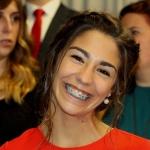 Leticia MorÁn barrientos, Profesora de natación en Madrid