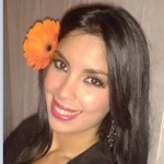 Sabrina Caparros, Maquilladora profesional en Barcelona