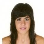 Pilar Garcia navas gomez calcerrada, Profesora de natación en Madrid