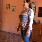 Nuria Monje, Empleada de hogar en Torrevieja