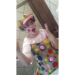 Inma Rivera, Animadora infantil en Villacañas