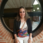 Mónica Casabella fernández, Animadora infantil en Santa Coloma de Cervelló
