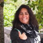 Estefania Bergantiños, Animadora infantil en A Coruña