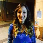 Melanie Simal, Profesora de francés en Murcia