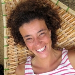 Arantxa Marco, Profesora de español en Barcelona