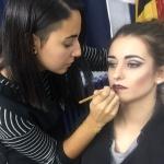 Sara Toribio, Maquilladora profesional en Calafell