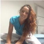 Agnes Canadell, Fisioterapeuta en Arona
