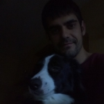 Eduardo Paules, Cuidador de mascotas en Zaragoza
