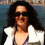 Eva Garcia, Profesora de español en Alicante