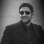 Luis García Eiras, Profesional de seguridad en Cádiz