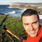 Tarek Sanchez, Pintor en Puerto del Rosario