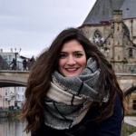 Elena Yaiza García Uceda, Monitora de tiempo libre en Madrid