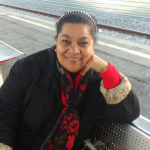 Ladys Sofia Romero Acosta, Limpiadora en Barcelona