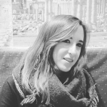 Irene Navarro, Profesora de español en Barcelona