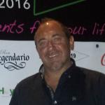 Sergio Sánchez, Limpiador en Granada