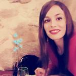 Lorena Moron Lopez, Profesora de natación en Jaén