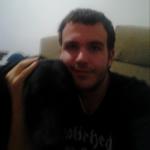 Diego Pearce, Paseador de perros en Madrid