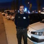 Antonio Torralvo, Profesional de seguridad en Málaga