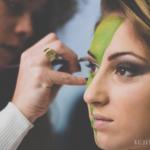 Eva Rico Gonzalo, Maquilladora profesional en Barcelona