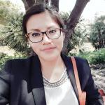 Jenny Nathaly Quishpe Pila, Enfermera en Valencia