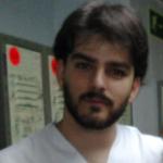 David Diaz De Rivera, Enfermero en Madrid