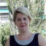 Nadiya Nadala, Camarera en Coslada