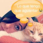 Isa Sanchez , Cuidadora de mascotas en Madrid