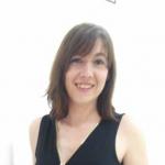 Alicia Serrano, Redactora en Valencia