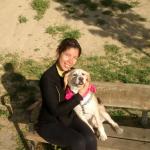 Fraia Moreno, Cuidadora de mascotas en Madrid