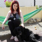 Eva Rovira, Paseadora de perros en Rubí