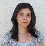 Nuria Pérez Blas, Profesora de español en Alcalá de Henares