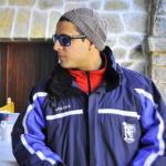 Aimar Chaves, Monitor de tiempo libre en Amurrio