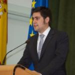 Adrián Alonso Castro, Abogado en León