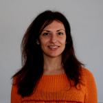 Anastasia Zafeiropoulou, Profesora de inglés en Torrevieja