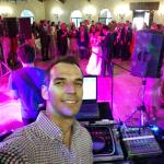 Miguel Angel Zapata Cardenas, DJ en Sevilla