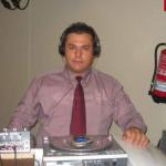 Luis Pozas Fresneda, DJ en Benetússer