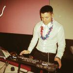 Jorge Mora Mohamed, DJ en Sevilla