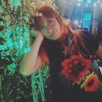 Lorena Nitza, Redactora en Valencia